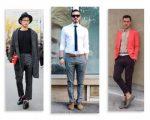 Стиль классика мужской одежды – спортивный, деловой, классический, милитари, casual и другие. Какой стиль мужской одежды вам подходит?